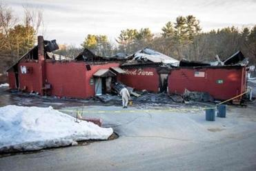 Blood Farm in Groton was the closest facility for farmers in Central and Eastern Massachusetts before a devastating fire.